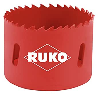 Ruko Terrax 106044 Scie-cloche bi-métal HSS 44 mm
