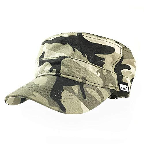 EMV+ Anti-Radiation Strahlenschutz Military Cap (Tarnfarben)