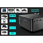 Vidoprojecteur-TOPTRO-4500-Lumens-Mini-Projecteur-Portable-Soutien-Full-HD-1080P-Rtroprojecteur-pour-Home-Cinma-ou-Plein-Air-avec-Haut-Parleurs-Stro-HiFi-Couverture-en-Mtal-LED-55000-Heures