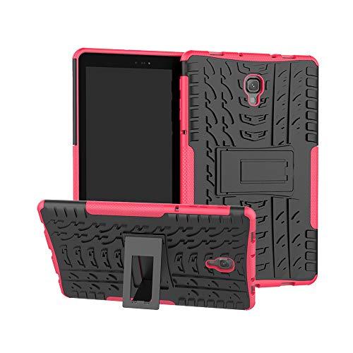 Case Cover kompatibel mit Samsung Galaxy Tab A S4 (T590 / T595) 10,5 | Silikon rotierenden Smart Flip Klapp Hülle Fall-Abdeckung Protective Shell Stand Ledertasche Drehen Halter (Samsung S4 Leder-cover)