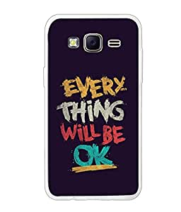 SAMSUNG J7 SILICON BACK COVER BY instyler
