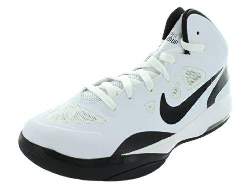 Nike Herren 853535-007 Turnschuhe Schwarz