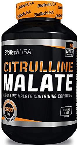 Citrulline Malate 90 capsule - citrullina malato - BiotechUSA