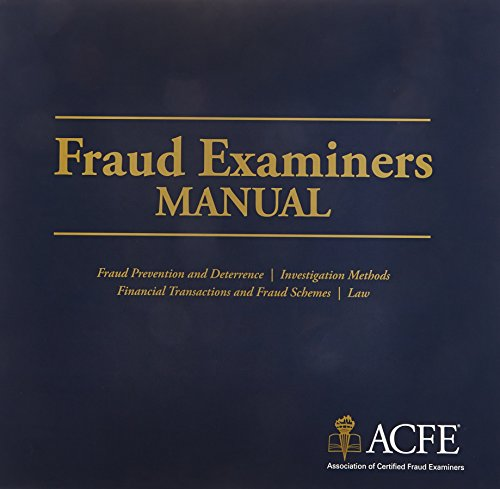 Télécharger Title: Fraud Examiners Manual PDF