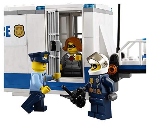 Lego 60139 City Mobile Einsatzzentrale, Bausteinspielzeug - 9
