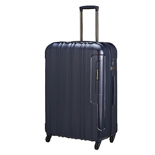 Cosmopolitan march 15 trading valise à 4 roulettes 77 cm, Bleu marine (Bleu) - 500074-14