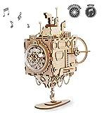 ROKR Kit de Caja Musical de Madera Puzzle de Madera 3D Mechanical...
