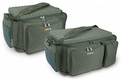 Fox FX Barrow Bag Medium Karpfentasche, Angeltasche, Tasche zum Karpfenangeln, Anglertasche für Fox Trolly