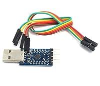 Caractéristiques principales:Ce convertisseur de série du module CP2104 est conçu pour être utilisé pour l'USB à TTL projets électroniques et STC téléchargement et utilisé pour la mise à niveau du DVD / disque dur / routeur / GPSUSB intégré à la puce...