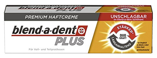 Blend-a-dent Super-Haftcreme Duo KRAFT, 40 g [Badartikel]