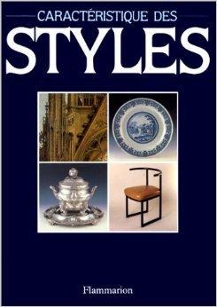 Caractristique des styles de Robert Ducher ,Jean-Franois Boisset ( 7 dcembre 1993 )