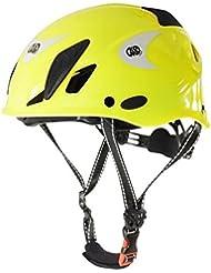 KONG - Mouse Casco Helmet, Color Amarillo