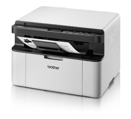 Brother DCP-1510 A4 Mono Laser Multifunction All-In-One Printer + Extra Original Brother TN1050 Toner (Black 1000 Pages)