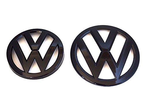 gti-tsi-tdi-golf-r-mk7-vii-gloss-black-vw-emblem-badge-logo-set-front-rear