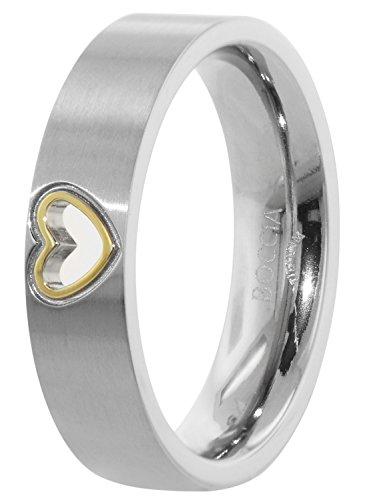Boccia Damenring Titan Ringgröße 58/18,5 0143-0258