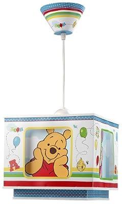 Dalber 63672 Hängeleuchte Winnie the Pooh Kinderzimmer Lampe Leuchte von Dalber S.L. bei Lampenhans.de