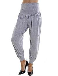 7509090a8 Girls Kids Child Harem ALI Baba Yoga Baggy Pants Trouser Hareem Legging  Dance Show Costume Boys Pants…