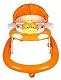 Toyhouse Duck Baby Walker, Orange