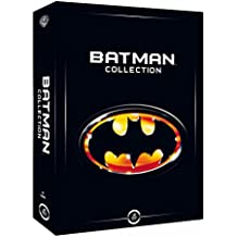 Batman : l'anthologie des films 1989-1997
