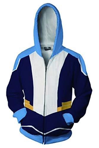 Voltron:Legendary Defender Coran Pulli Kapuzenpulli Cosplay Kostüm Blau ()