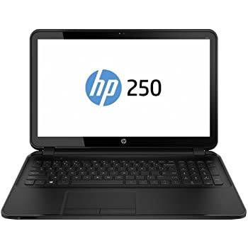 HP G2 250 F0Y78EA Notebook 15.6 N2810 2GB 500GB Freedos Nero [Italia]