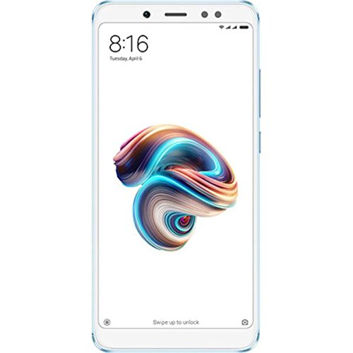 Xiaomi Redmi Note 5 Dual SIM 64GB 6GB RAM Azul SIM Free