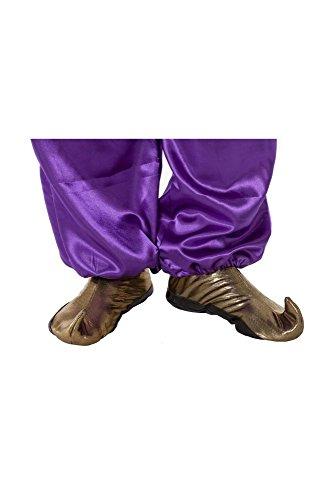 Wilbers Herren Orient Schuhe Kalif Sultan Karneval - Sultan Kostüm Schuhe