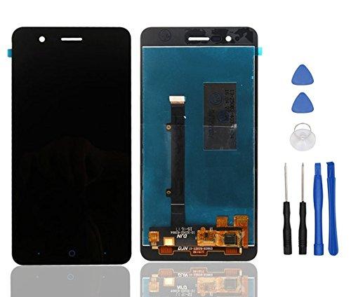 ZTE Blade A510 LCD Display kompatibel schwarz + Werkzeug