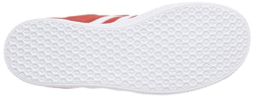 adidas Originals Unisex-Kinder Gazelle 2.0 CF Sneakers Rot (Lush Red S16-St/Ftwr White/Ftwr White)