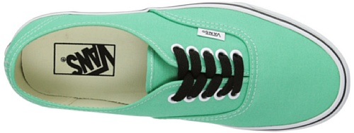 Vans  U AUTHENTIC BISCAY GREEN/TR,  Sneaker unisex adulto Verde (Grün (biscay green/true white))