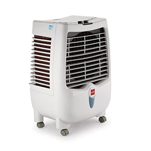 Cello Gem 22-Litre Personal Air Cooler (White)