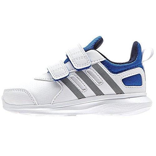 adidas , Chaussures de course pour garçon rose Blanc / Bleu / Noir