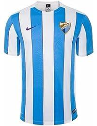 Image of 1ª Equipación Málaga - Camiseta oficial Nike para hombre, talla M