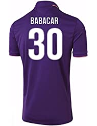 2016-17 Fiorentina Home Shirt (Babacar 30)