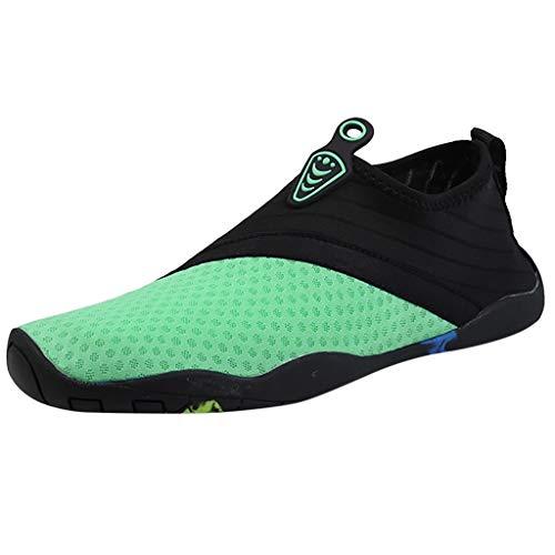 Yazidan Unisex-Strandschuhe Wandern Watschuhe Schnelltrocknende Schuhe Tauchschuhe Schwimmschuhe Wasserschuhe - Gore Stretch-heels