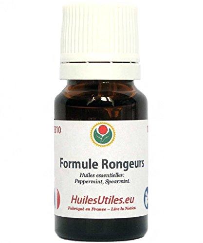 HuilesUtiles - La Formule Rongeurs - 15 ml