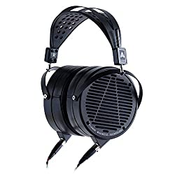Audeze Lcd-x Black Circumaural Headphones (Headphones Circumaural Hairband, Headband, With Wire, 5 Mm, 1 M, Black)