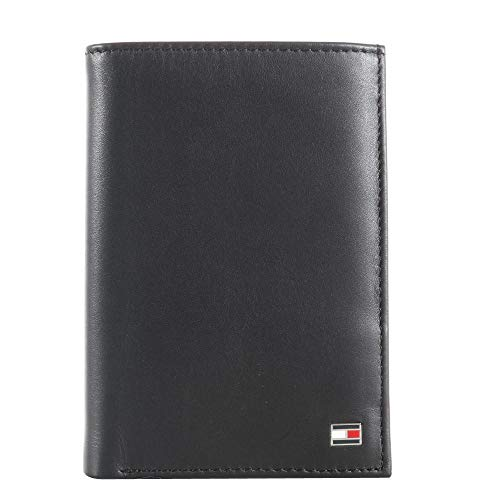 Tommy HilfigerEton N/s Wallet W/Coin PocketUomoPortafogliNero (Black)1x1x1 Centimeters (B x H x T)