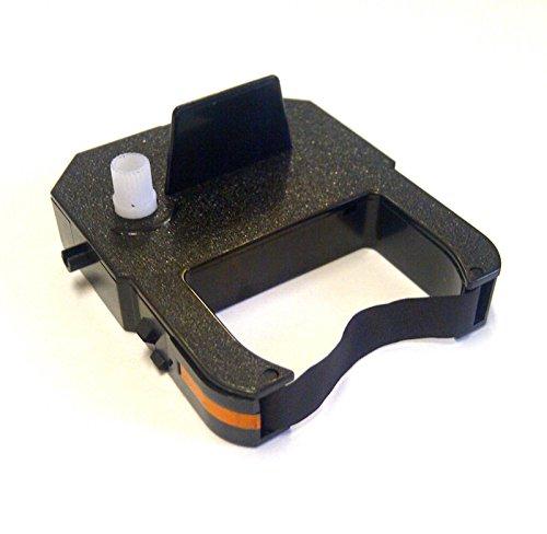 Schwarz Inkjet Ersatz (Ersatz-Farbband für acroprint 175/310/ES700/ES900Time Uhren, 39-0121-000kompatibel, schwarz Tinte)
