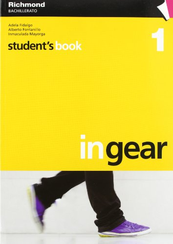 IN GEAR 1 STUDENT'S BOOK CAST