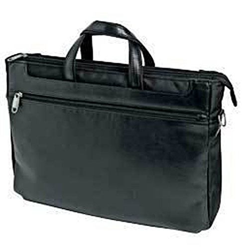 luxe-etui-souple-business-noir-sac-pour-ordinateur-portable-sac-a-bandouliere-avec-bandouliere-amovi