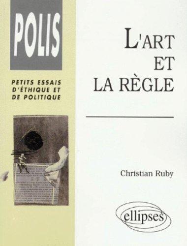 l-39-art-et-la-rgle