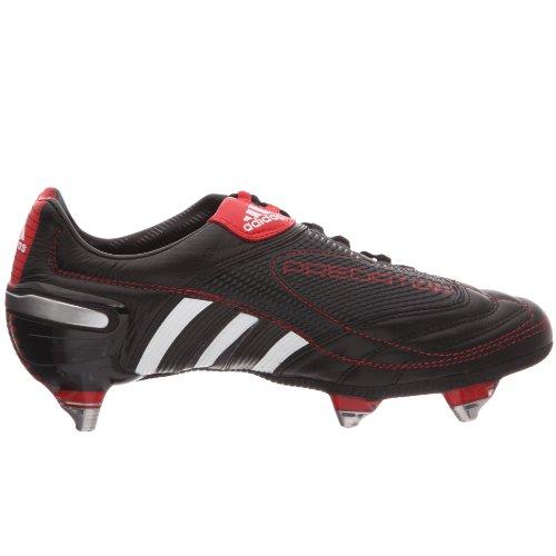 Adidas X Predator_x Sg Col, Unisex-Erwachsene Fußballschuhe schwarz/ rot /weiss