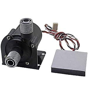 CUHAWUDBA Eléctrico Silencio Sin Escobillas Dc12V Bomba De Enfriamiento De Agua DIY Enfriador De Agua para Computadora