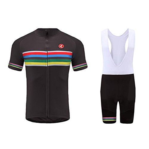 Uglyfrog 2017 Bike Wear Summer Short Sleeve Radsport Trikots & Shirts+Bib Shorts Anzüge Radfahren Jersey Triathlon Bekleidung