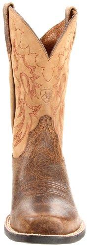 Reinsman Brown Ariat cowboy gate Earth Western Post stiefel Heritage 5w1qH