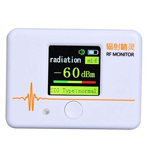 XT-110 Strahlungsdetektor, Elektromagnetischer Strahlungsmesser Haushaltsdigitaler Strahlungsdetektor Zähler für Telefoncomputer, Elektromagnetisches Feld Strahlungsprüfgerät -