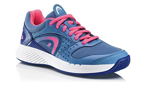 HEAD Damen Tennisschuhe Sprint Team Clay blau - pink -