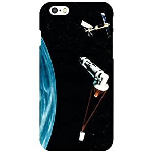 Apple iPhone 6 - Science Matte Finish Phone Cover