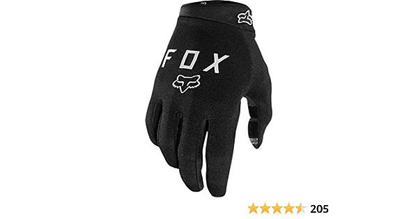 Fox Gloves Ranger Gel Black S Universal M Black Auto